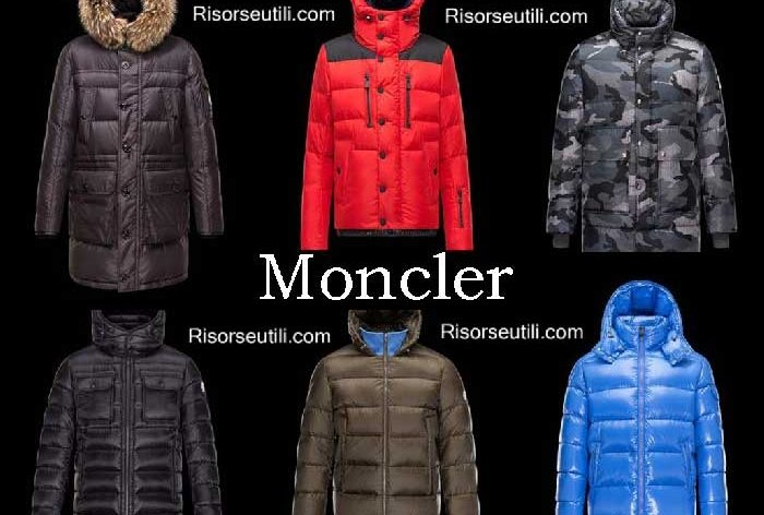 Down jackets Moncler fall winter 2016 2017 for men