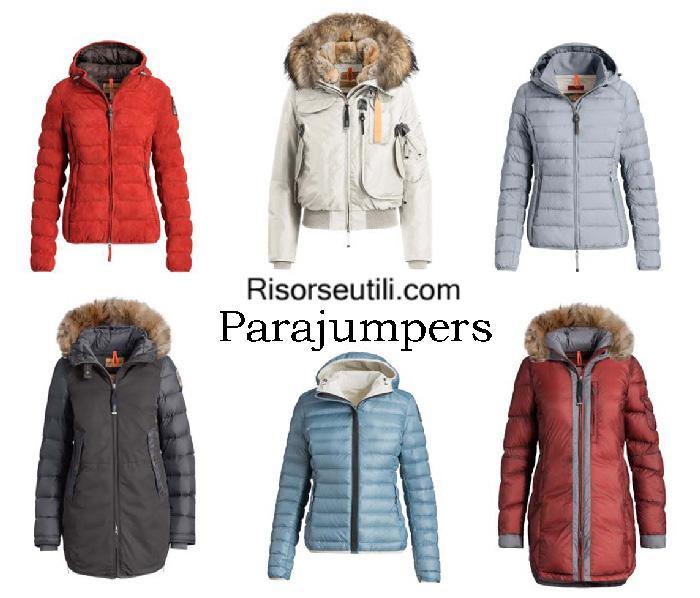 Down jackets Parajumpers fall winter 2016 2017 for women