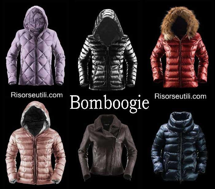 Jackets Bomboogie fall winter 2016 2017 for women
