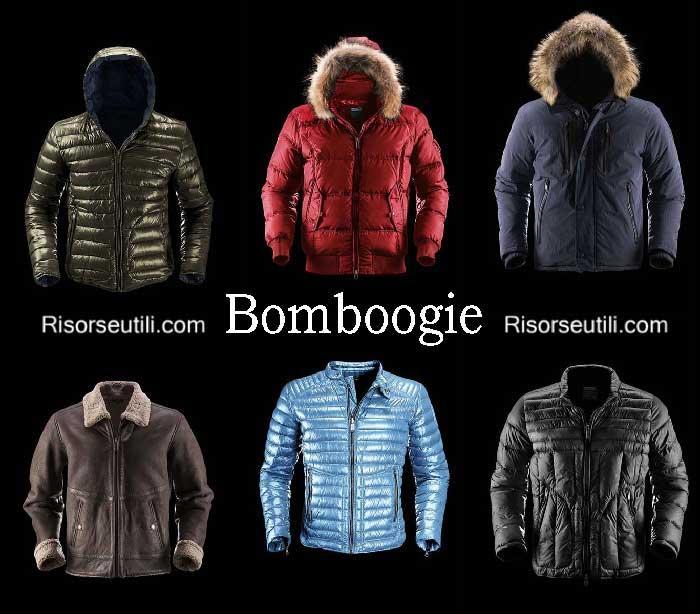 Jackets Bomboogie fall winter 2016 2017 menswear