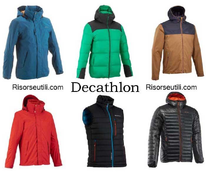 Jackets Decathlon fall winter 2016 2017 menswear