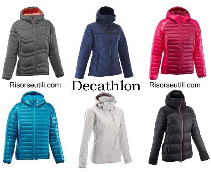 Jackets Decathlon fall winter 2016 2017 womenswear