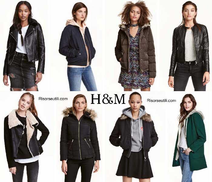 Jackets HM fall winter 2016 2017 womenswear