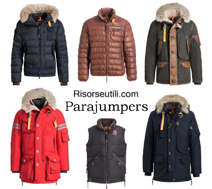 Jackets Parajumpers fall winter 2016 2017 menswear