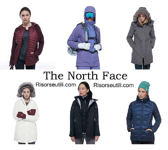 Jackets The North Face fall winter 2016 2017 for women