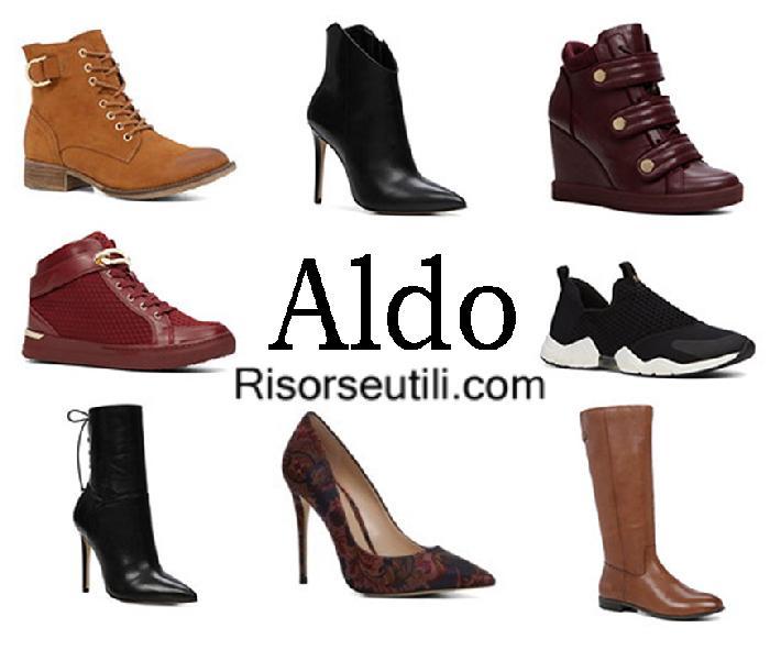 Shoes Aldo fall winter 2016 2017 footwear for women