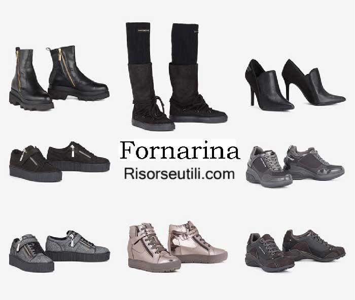 Shoes Fornarina fall winter 2016 2017 for women