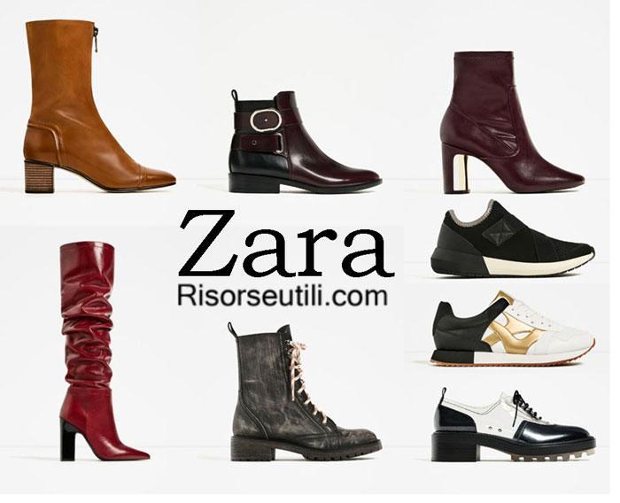 Shoes Zara fall winter 2016 2017 footwear for women