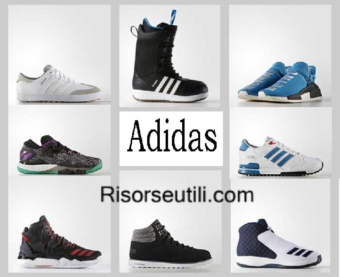 Sneakers Adidas fall winter 2016 2017 menswear shoes