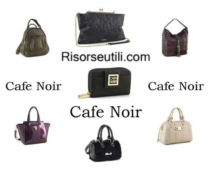 Bags Cafe Noir fall winter 2016 2017 handbags for women