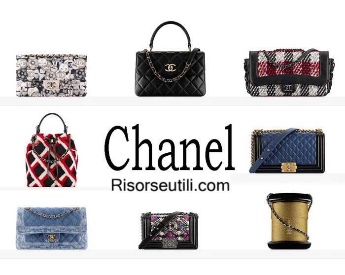 4fb67fec4336 Bags Chanel fall winter 2016 2017 handbags for women.jpg