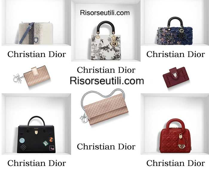 Bags Christian Dior fall winter 2016 2017 for women
