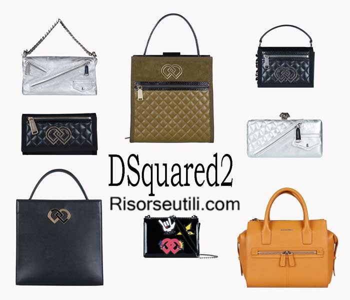 Bags DSquared2 fall winter 2016 2017 for women