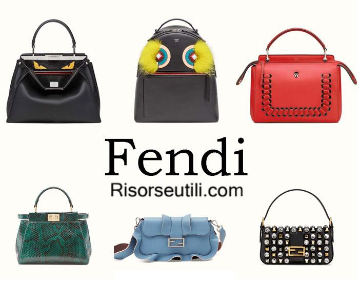 Bags Fendi fall winter 2016 2017 for women