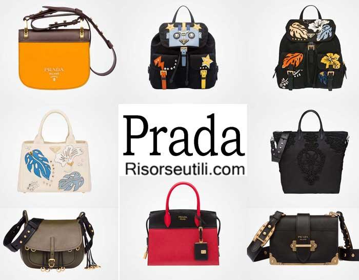 Bags Prada fall winter 2016 2017 handbags for women