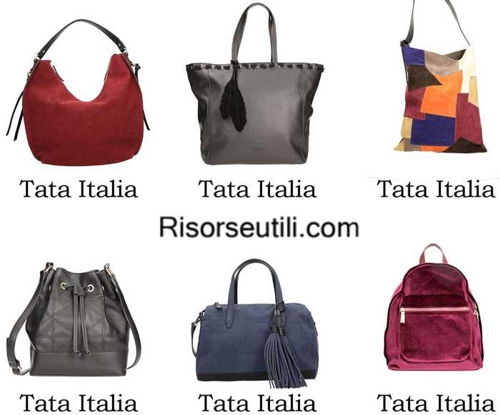 Bags Tata Italia fall winter 2016 2017 for women