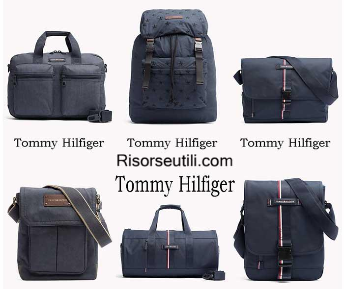Bags Tommy Hilfiger fall winter 2016 2017 for men