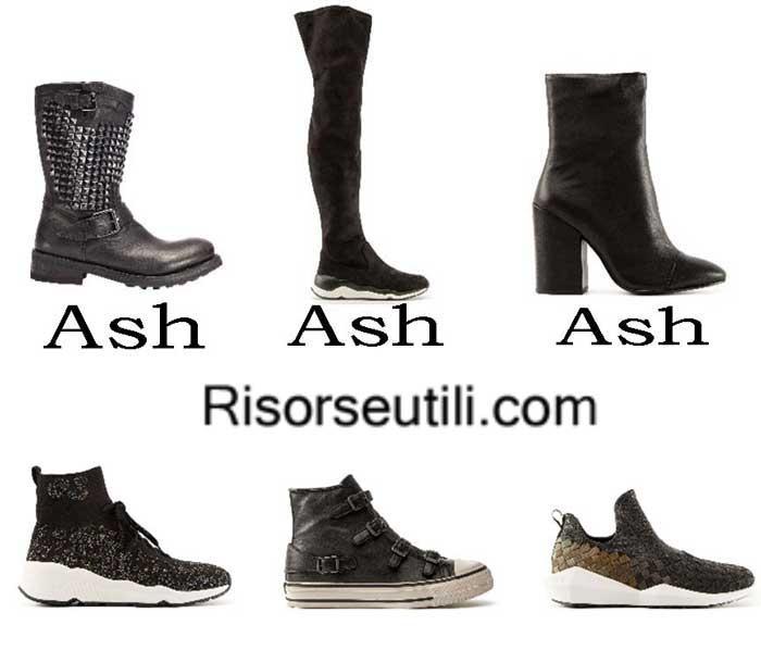 Shoes Ash fall winter 2016 2017 footwear for women