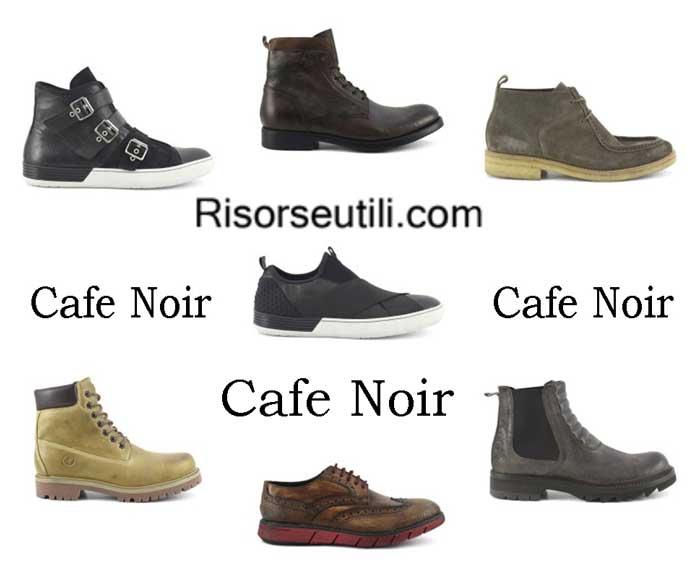 Shoes Cafe Noir fall winter 2016 2017 footwear for men