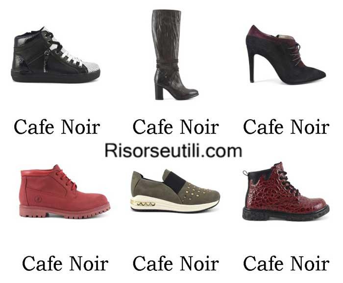 Shoes Cafe Noir fall winter 2016 2017 footwear for women