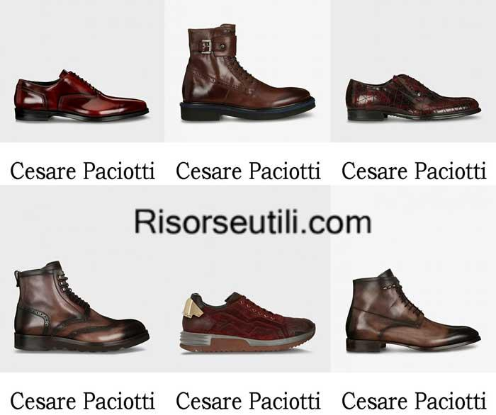 Shoes Cesare Paciotti fall winter 2016 2017 for men