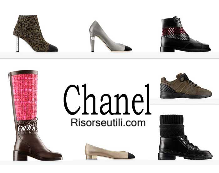 Shoes Chanel fall winter 2016 2017 for women