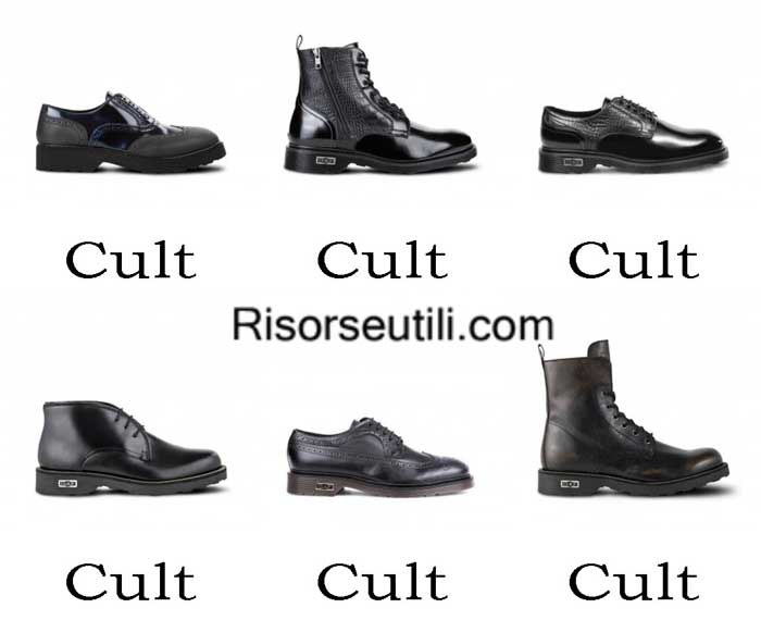 Shoes Cult fall winter 2016 2017 footwear for men