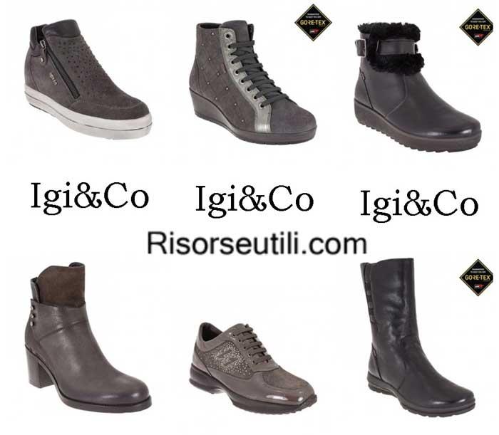 Shoes IgiCo fall winter 2016 2017 footwear for women