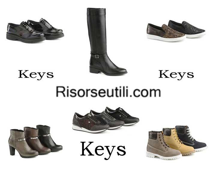Shoes Keys fall winter 2016 2017 footwear for women