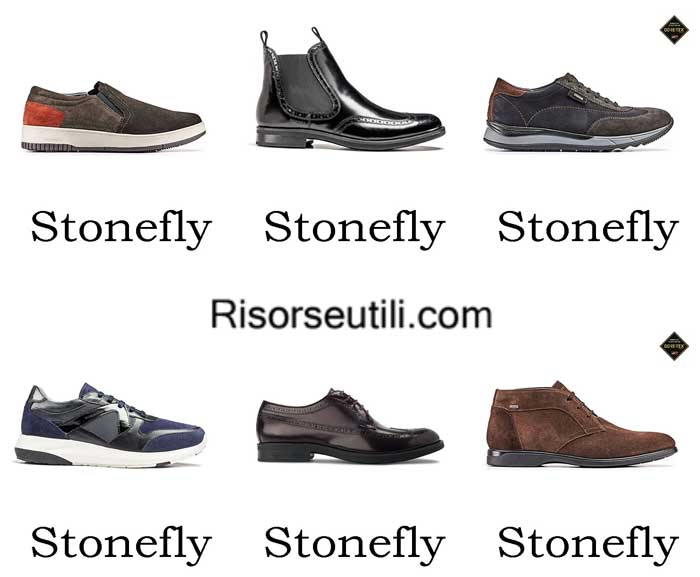 Shoes Stonefly fall winter 2016 2017 footwear for men