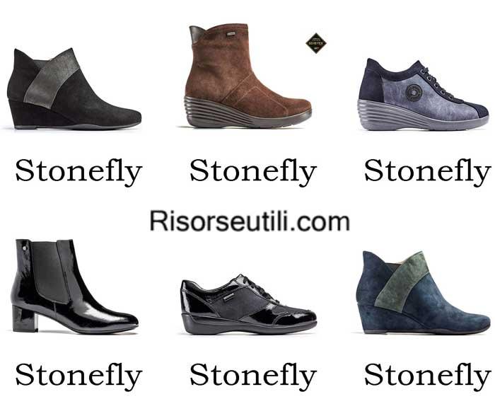 Shoes Stonefly fall winter 2016 2017 footwear for women