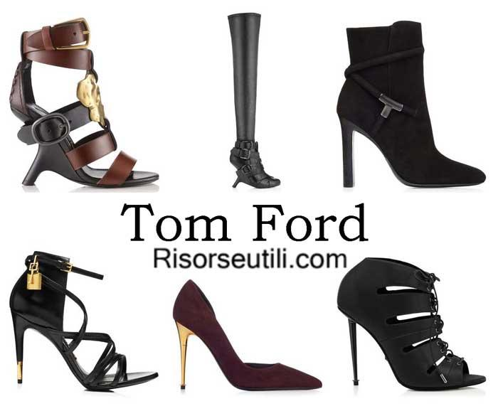 Shoes Tom Ford fall winter 2016 2017 for women