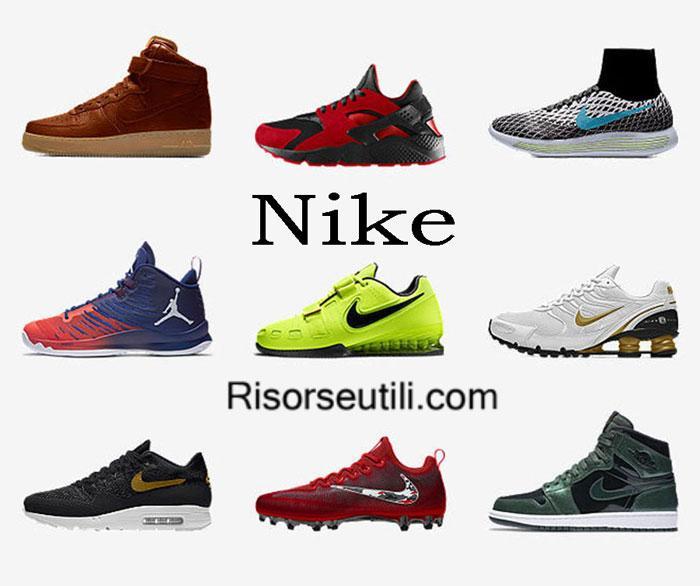 Sneakers Nike fall winter 2016 2017 men shoes