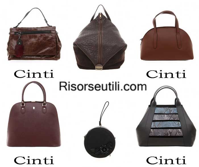 Bags Cinti fall winter 2016 2017 handbags for women