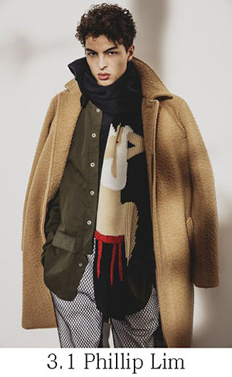Brand 3.1 Phillip Lim fall winter 2016 2017 menswear 22