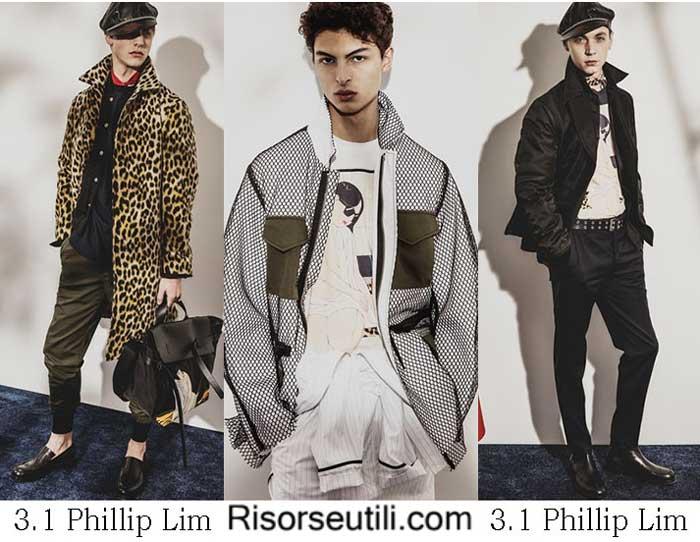 Brand 3.1 Phillip Lim fall winter 2016 2017 menswear