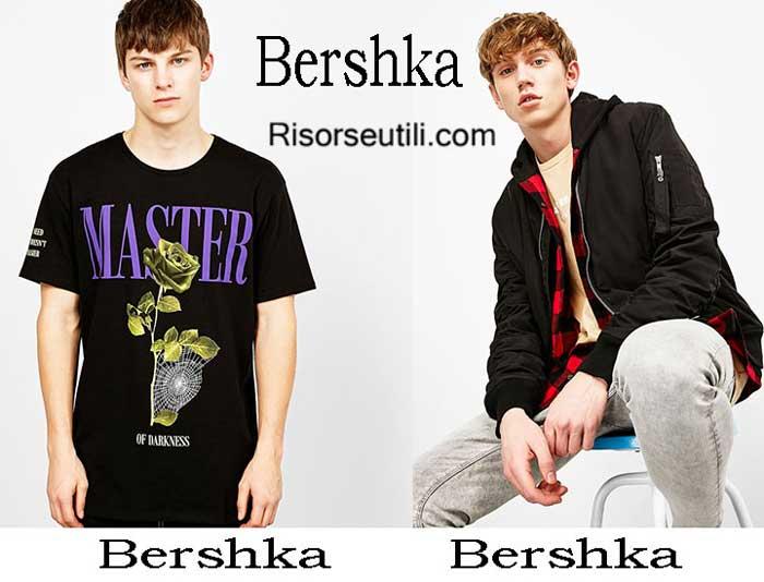 Fashion brand Bershka fall winter 2016 2017 for men