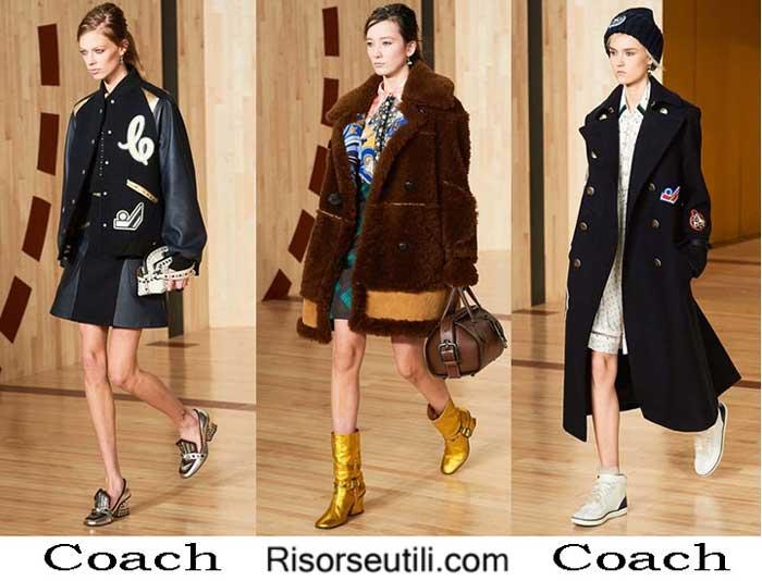 Fashion brand Coach fall winter 2016 2017 for women