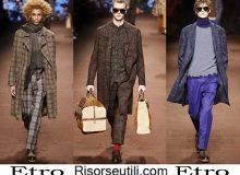 Fashion brand Etro fall winter 2016 2017 menswear