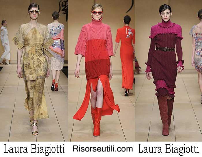 Fashion brand Laura Biagiotti fall winter 2016 2017