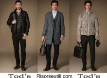 Fashion brand Tod's fall winter 2016 2017 menswear