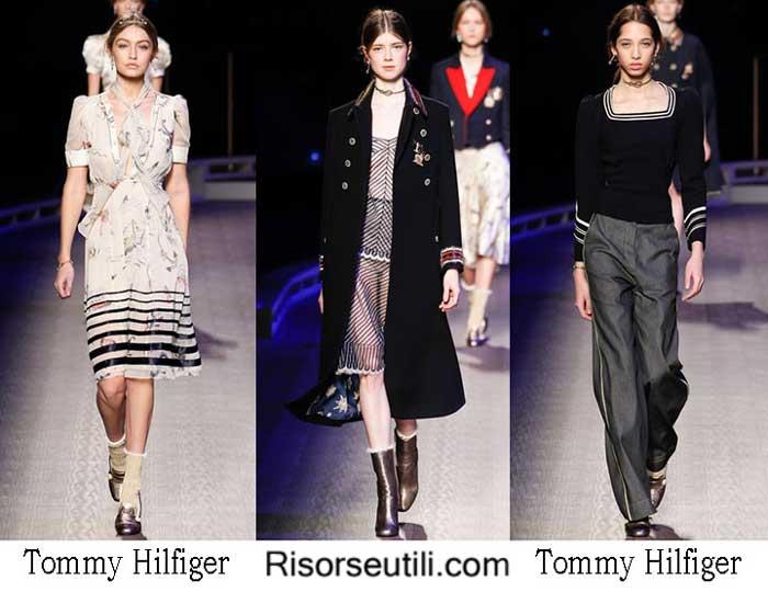 Fashion brand Tommy Hilfiger fall winter 2016 2017