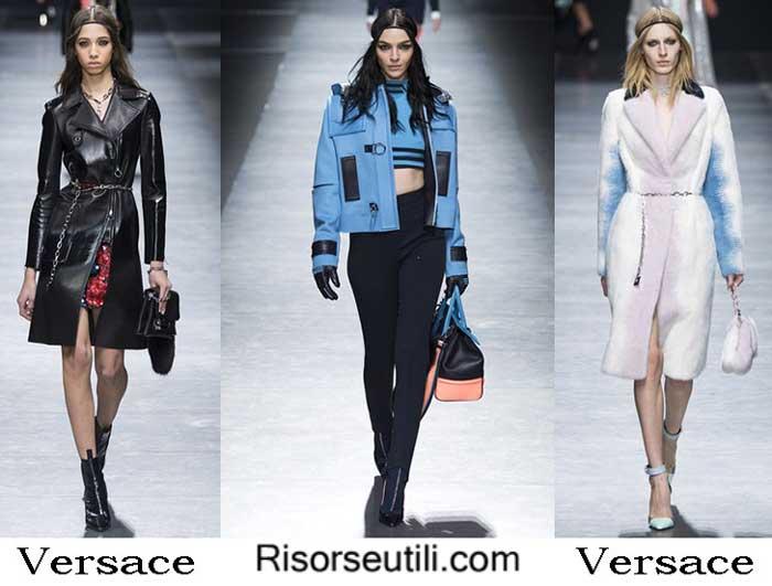 Fashion brand Versace fall winter 2016 2017 for women
