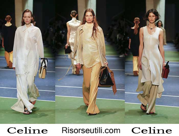 Fashion clothing Celine fall winter 2016 2017 for women