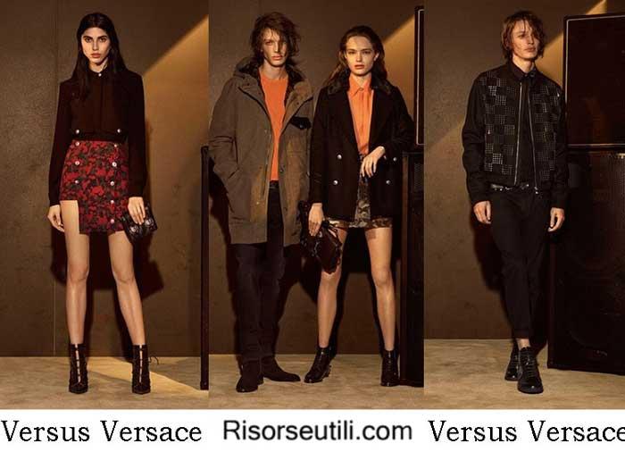 Fashion clothing Versus Versace fall winter 2016 2017