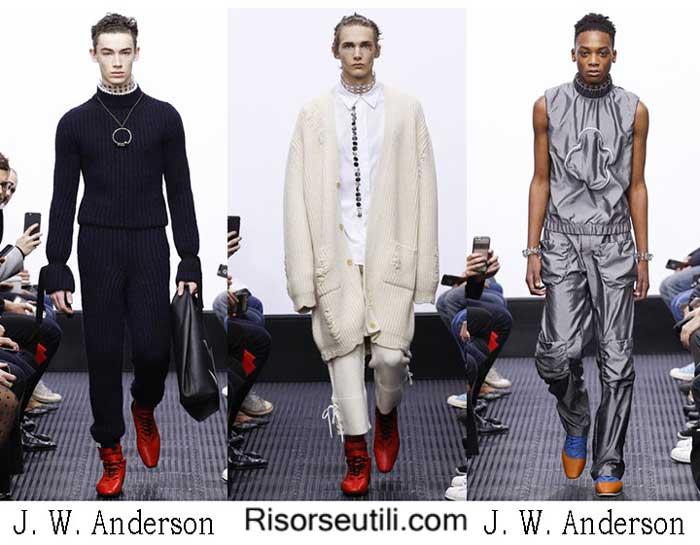 J. W. Anderson fall winter 2016 2017 menswear
