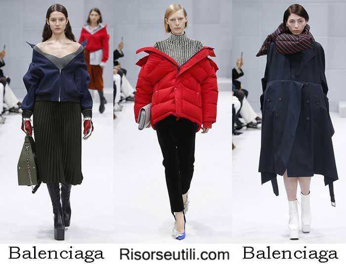 Lifestyle Balenciaga fall winter 2016 2017 for women