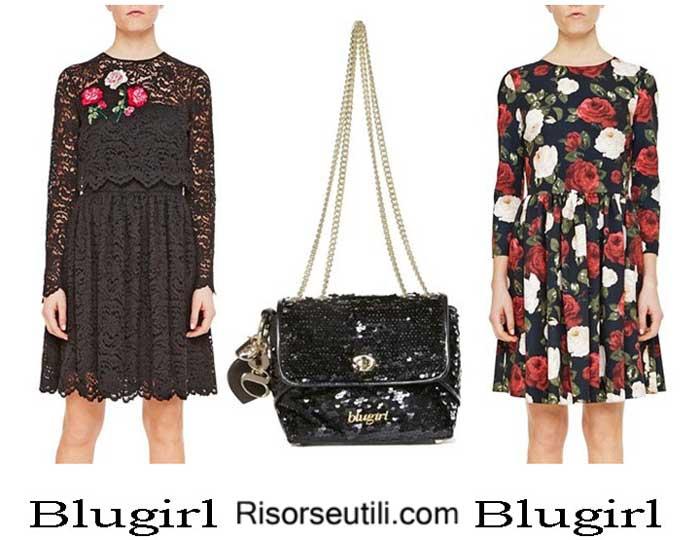 Lifestyle Blugirl fall winter 2016 2017 womenswear