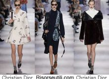 Lifestyle Christian Dior fall winter 2016 2017 for women