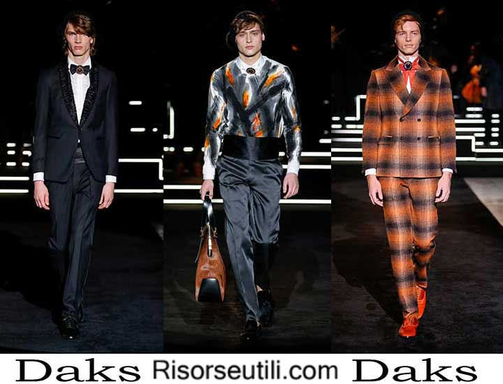Lifestyle Daks fall winter 2016 2017 menswear look